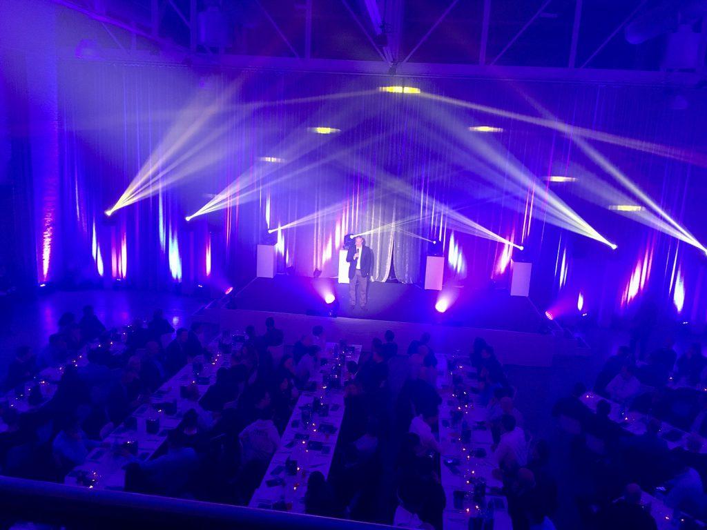 Veranstaltungstechnik, AV-Technik, Technik für Events
