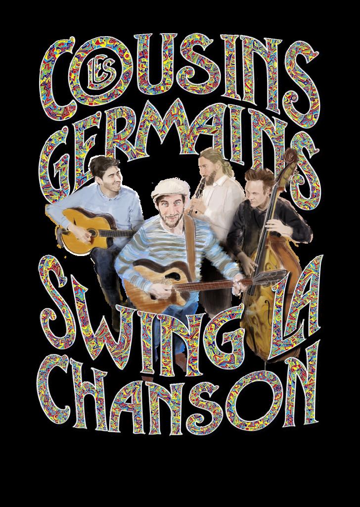 Swingband, Chanson, fanzösische Chansons, fanzösische Musik