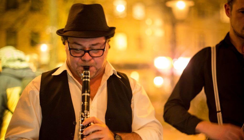 Klarinette, 20erJahre, Django Reinhardt, klarinettist, djangonauten